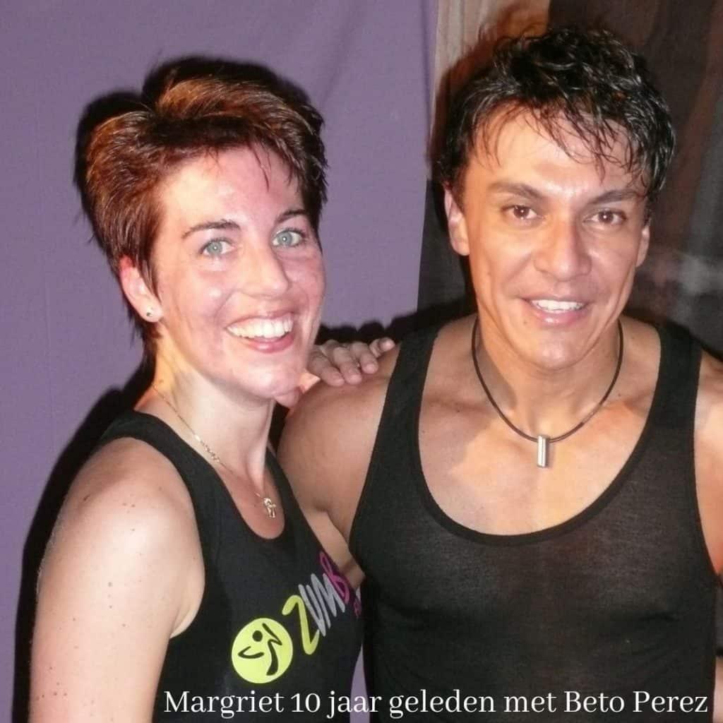 met Beto Perez